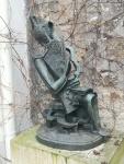 Zadkine, Projet de Monument à Guillaume Apollinaire, 1946