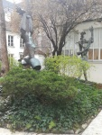 Jardin Musée Zadkine