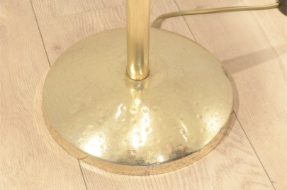 Mother Of Pearl Floor Lamp 1970s Studio 42